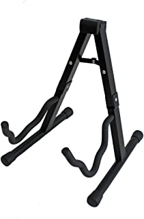 TopStage Folding Guitar Stand Hanger for Acoustic, Bass, Electric Guitars Hanger JX40A