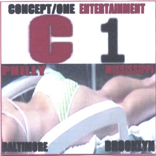 Concept/One Entertainment W/Eem Management Artists