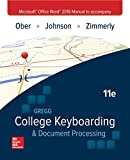 Microsoft Office Word 2016 Manual for Gregg College Keyboarding & Document Processing (GDP) (English Edition)