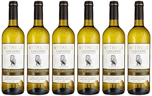 Mythique Mythique Languedoc Blanc Marsanne 2017 trocken  (6 x 0, 75)