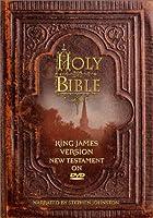 Holy Bible: King James Version New Testament [DVD]