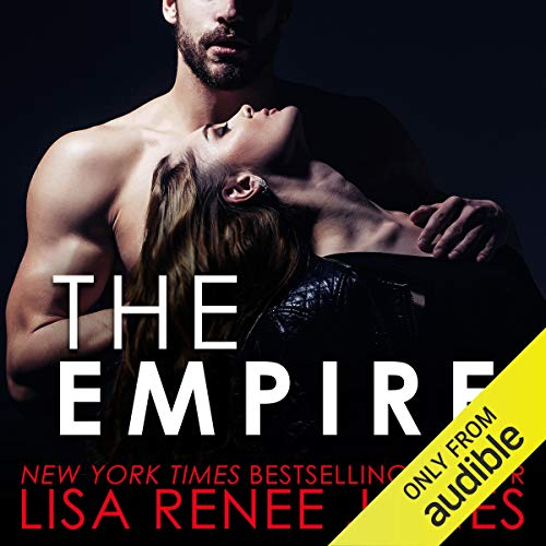 The Empire Audiobook By Lisa Renee Jones cover art