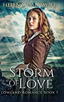 Storm of Love: Large Print Hardcover Edition
