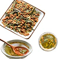 新香り茶ヘルスケア花茶中国のハーブティー玄米茶お茶トップグレードヘルシーグリーンフード玄米茶 (500)