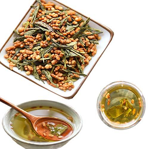 Chinese kruidenthee Genmaicha thee Nieuwe geurende thee Groene thee Gezondheidszorg Bloemen Thee Hoogwaardige gezonde groene voeding Roos Aubergine Thee Fruit- & kruidenthee (50)
