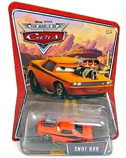 Disney Pixar Cars Supercharged Snot Rod Diecast Car