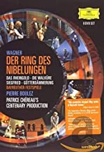 Wagner: The Ring of the Nibelung ( Das Rheingold / Die Walk??re / Siegfried / G??tterd??mmerung) (Boulez/Chereau Ring Cycle) by Gwyneth Jones
