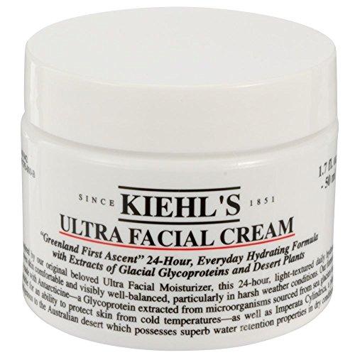 Kiehl 's Humedad Cuidado Ultra facial Cream cara Crema 50ml kiehls