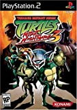 Teenage Mutant Ninja Turtles 3: Mutant Nightmare - PlayStation 2