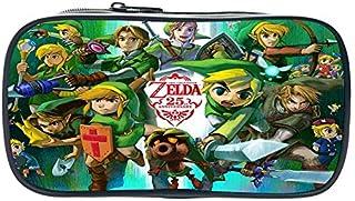 Zelda Mochila The Legend of Zelda Pencil Case Link Children Kids Boys Girls Students School Supplies Teens New Cute Stationery Storage Bag