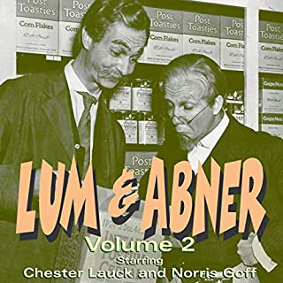 Lum & Abner: Volume 2 (Archives Collection) audiobook cover art
