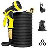 Aterod Expandable Garden Hose, 50ft Strongest Flexible Water...