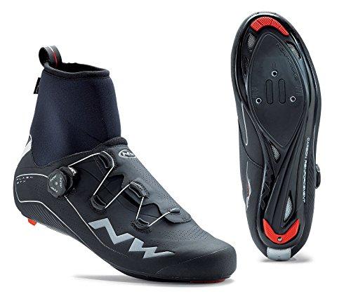 Northwave Flash GTX Winter racefiets schoenen zwart 2018