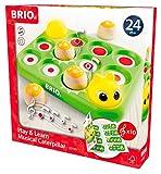 BRIO 30189 - Musikspiel Raupe