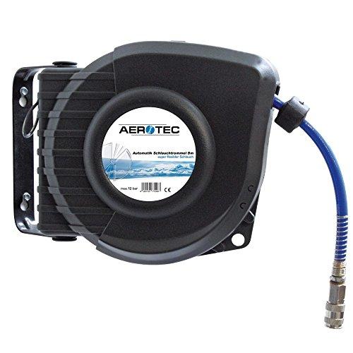 Aerotec Enrouleur de tuyau automatique Aero, 2009611 0 wattsW, 0 voltsV