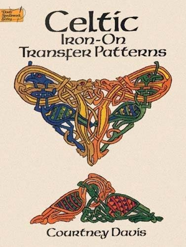 Celtic Iron-on Transfer Patterns (Dover Iron-On Transfer Patterns)
