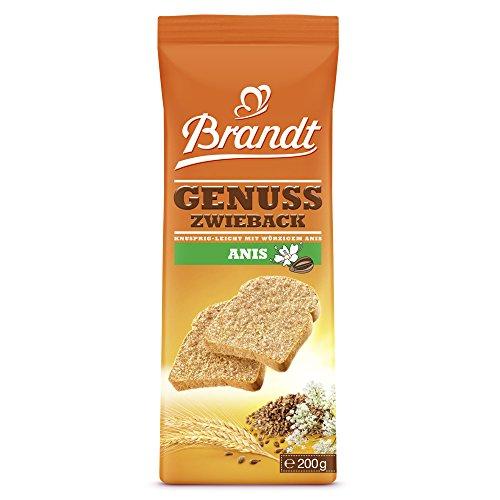 Brandt Genuss-Zwieback Anis