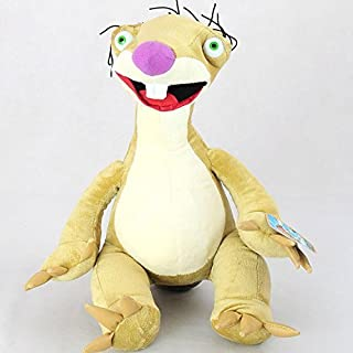 Ice Age 4 Sid the Sloth 9 Inch Toddler Stuffed Plush Kids Toys