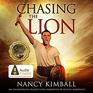 Chasing the Lion     Sword of Redemption, Book 1              By:                                                                                                                                 Nancy Kimball                               Narrated by:                                                                                                                                 Joseph Narducci                      Length: 15 hrs and 20 mins     287 ratings     Overall 4.6