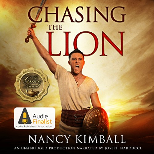 Chasing the Lion audiobook cover art