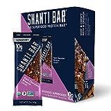 SHANTI BAR   10G Plant Based Protein   Performance Superfood   Vegan Sport Protein Bar   Paleo,...