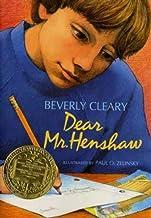 Dear Mr Henshaw Newbery Medal Winner