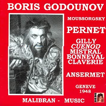 Moussorgski : Boris Godounov (Genève, Switzerland 1948)