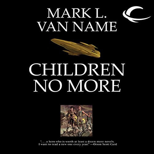 Children No More audiobook cover art