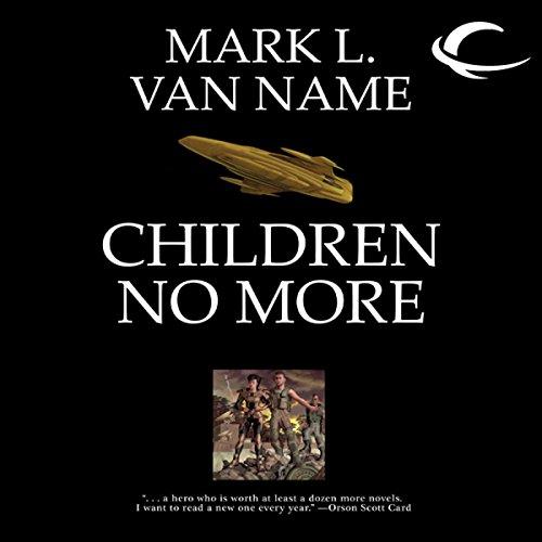 Children No More audiobook cover art
