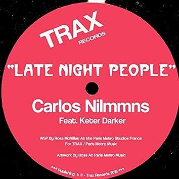 Late Night People