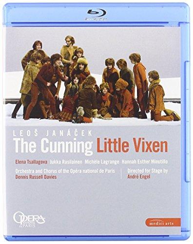 Leos Janacek - The Cunning Little Vixen - Das schlaue Füchslein [Blu-ray]