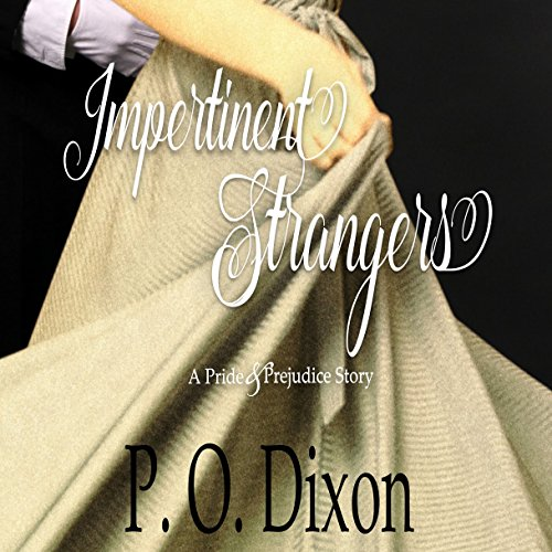 Impertinent Strangers audiobook cover art
