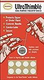 Colonial Needle Ultra Thimble-8/Pkg