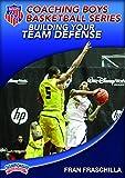 Fran fraschilla: Aau entrenamiento niños Baloncesto serie: la construcción de su equipo defensa (DVD)