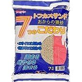 トフカス サンド (猫砂)7L ×4個セット