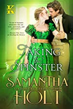 Taking the Spinster (The Kidnap Club Book 3)