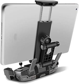 Kismaple DJI Mavic 2 Pro/Mavic 2 Zoom 用 タブレット/携帯電話ホルダーホルダーブラケット 保有者 ネックストラップ付き コントローラーマウント 保有者 4.6〜11インチ 折りたたみ可能