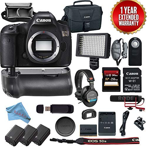 Canon EOS 5DS - Bundle 1