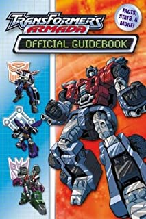 Transformers Armada Official Guide Book: Facts, Stats and More!