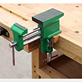 """MYTEC Anvil Bench Vice,functional Woodwork Heavy Table Vise,Table Anvil Clamp,DIY Fixture Clamp,Jaw Opening 2.75"""""""