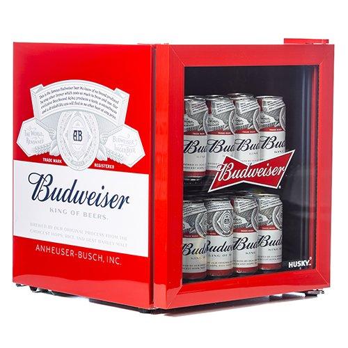 Husky HUS-HU225 Budweiser - Enfriador de bebidas