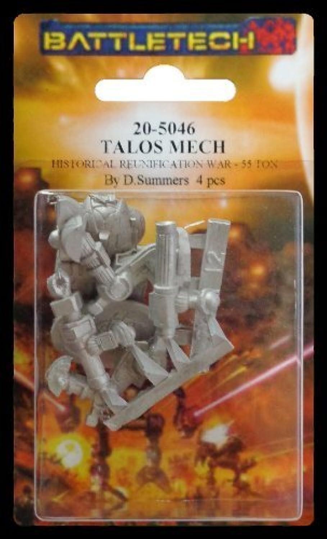 Classic BattleTech  Talos TLS1B by Iron Wind Metals