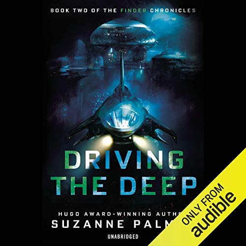 Driving the Deep audiobook cover art