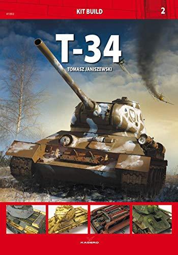 T-34 (Kit Build, Band 41002)