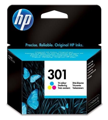 Originele printkopcartridge voor HP CH562EE Envy 5530, HP 301 - Color