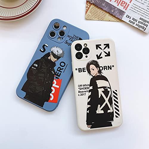 ARPG Caja de dos piezas del teléfono móvil de la prenda impermeable y antifouling de la animación creativa