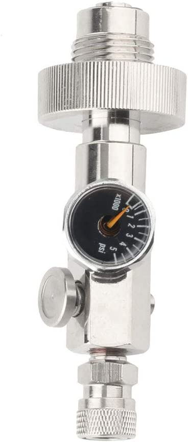 HPDMC 300bar 4500psi High Portland Mall Pressure Fill DIN 8 G5 Station OFFicial Thread