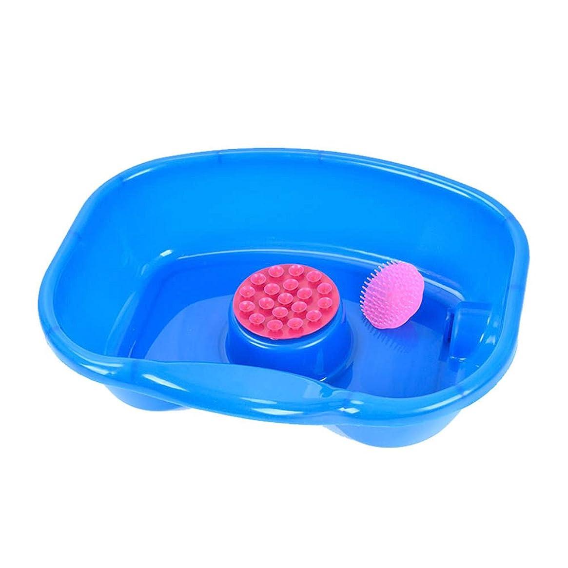 シャイニング本肝ベッドシャンプー洗面台所用洗面台トレイ医療用ベッドサイドシャワーシステム高齢者身体障害者妊娠中の女性
