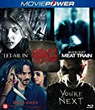 Chills & Thrills Collection 2 - 4-Disc Set ( Let Me In / Knock Knock / You're Next / The Midnight Meat Train ) [ Blu-Ray, Reg.A/B/C Import - Netherlands ]