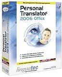 Personal Translator PT 2006 Office Deutsch/Englisch -